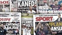 Le plan du Barça pour Ansu Fati, CR7 et les siens encensés au Portugal