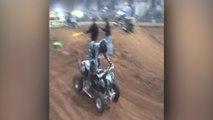 Accident de quad