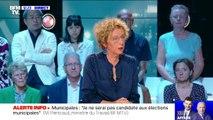 """Chômage: Muriel Pénicaud assure que """"la tendance à la baisse va continuer"""""""