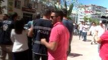Diyarbakır'da hdp önündeki oturma eylemi 6'ncı gününde