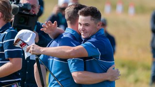 2019 Walker Cup Highlights: Saturday Foursomes and Singles