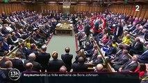 Brexit : Boris Johnson face à des défections en cascade