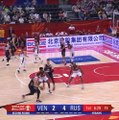 BASKETBALL: FIBA World Cup: Venezuela 60-69 Russia