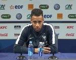 """Bleus - Tolisso : """"Quatre joueurs du Bayern en EdF ? J'espère que ça va continuer"""""""