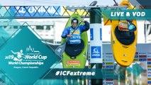 2019 ICF Canoe Slalom World Championships Prague Czech Republic / Extreme