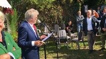 Festival des dahlias: le directeur du Campus Nature défriche les projets