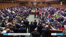 Brexit : Boris Johnson a vécu une semaine noire