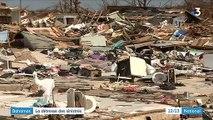 Bahamas : après le passage de Dorian, certains rescapés tentent de reconstruire