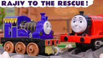 Thomas and Friends Big World Big Adventures Rajiv Rescue Challenge with Funny Funlings in this Toy Story Full Episode English