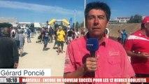 Marseille : encore un succès pour les 12 heures boulistes