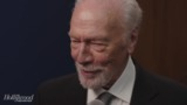 """Christopher Plummer Says Rian Johnson's 'Knives Out' Dialogue Made Him """"Fascinated"""""""