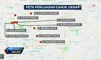 CATAT! Ini Peta Perluasan Ganjil Genap Jakarta Besok