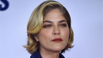Selma Blair Responds to Haters About Half-Naked Photo