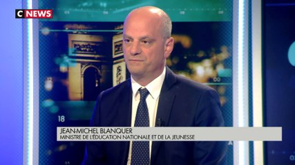 Jean-Michel Blanquer - CNews dimanche 8 septembre 2019