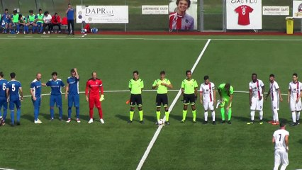 Felino - Borgo San Donnino 2-0, highlights e interviste