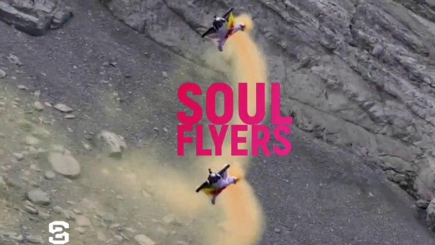 Grand format : Avec les Soul Flyers