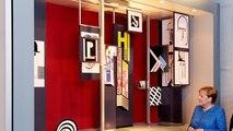 Dessau: Bauhaus-Museum eröffnet - Merkel mit dabei