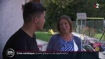 Isère : un adolescent sauve son voisin d'une crise cardiaque grâce à une application
