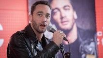 Jean-Baptiste Guégan, «le sosie vocal de Johnny», en tête des ventes d'albums