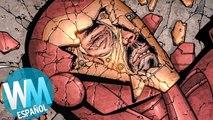 Top 10 Veces que los Avengers PERDIERON