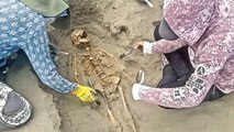 Archeologists Discover Bones of 227  Children Sacrificed in Peru 500 Years Ago
