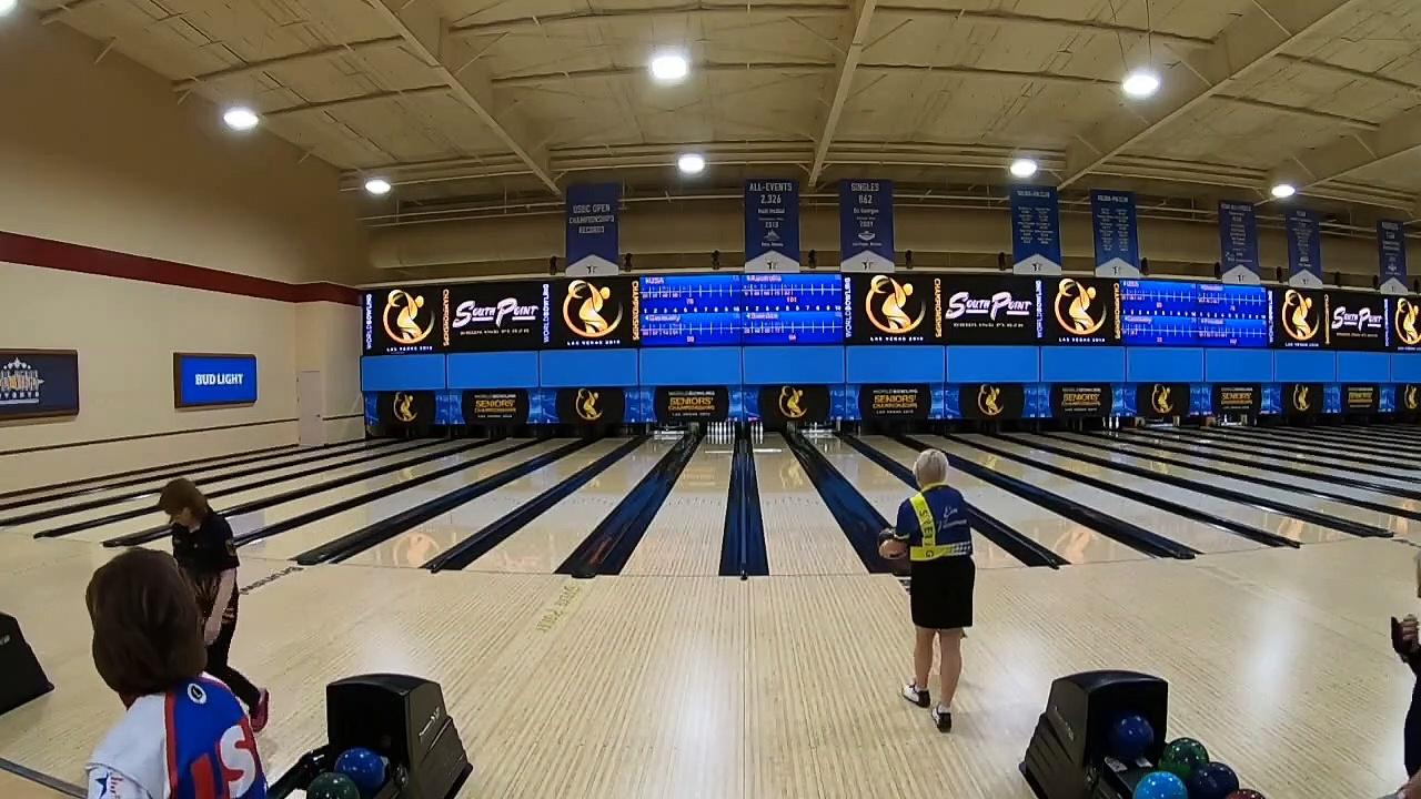 World Bowling Senior Championships' Women's Team Semi Finals & Final (4)