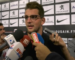 """3e j. - Marchand : """"Cette victoire peut lancer notre saison"""""""