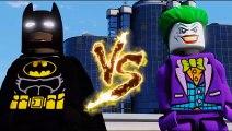 LEGO BATMAN VS LEGO JOKER