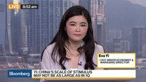 China to Add Policy Easing, CICC's Yi Says