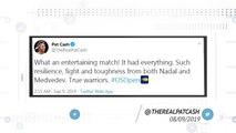 Socialeyesed: Nadal outlasts Medvedev in US Open thriller
