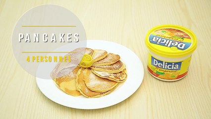 INSTANT CUISINE SANIA Pancakes