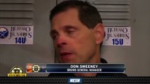 Don Sweeney Offers Injury Updates Ahead Of Training Camp