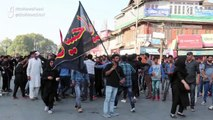 Kashmir Tense Amid Muharram Restrictions
