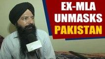 Former Pakistan MLA seeks political asylum in India