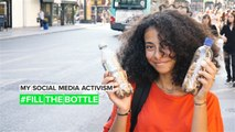My Social Media Activism: It's time for everyone to #FillTheBottle