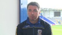 Warrington coach Steve Price previews Leeds and playoffs