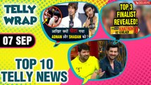 Hina Khan Lal Baug Cha Raja, Divyanka Vivek Ganpati DANCE, The Kapil Sharma Show | Top 10 News
