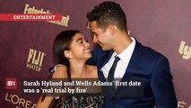 Sarah Hyland Was Honest With Wells Adams Since Day One