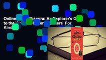 Online Atlas Obscura: An Explorer's Guide to the World's Hidden Wonders  For Kindle