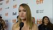'Husters' Premiere: Julia Stiles