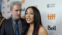 'Hustlers' Premiere: Constance Wu