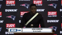 Josh Gordon On Health, Advice For Antonio Brown