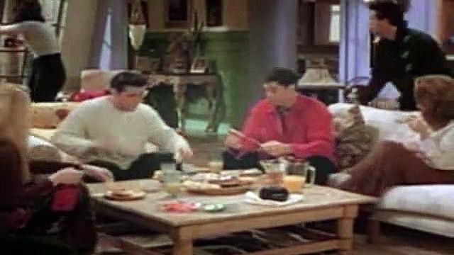 Friends Season 1 Episode 20 The Evil Orthodontist