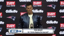 Tom Brady On 'Chicks Digging The Long Ball', Throwing Deep Passes