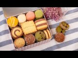 How to make Cookie Gift Set  - ARIKITCHEN