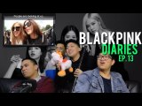 BLACKPINK DIARIES EP. 13 (Reaction)