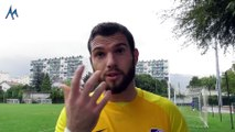 """Esteban Salles (GF38 B) :  """"C'est très encourageant"""""""