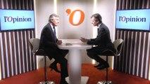 Présidence de LR: «J'en ai marre des formules creuses, j'y vais pour transformer le parti !», assure Guillaume Larrivé (LR)