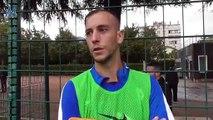 """Mathieu Gourgand (GF38 B)  : """"Faut pas lâcher"""""""