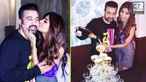 Shilpa Shetty Hosts A Grand Birthday Party For Hubby Raj Kundra